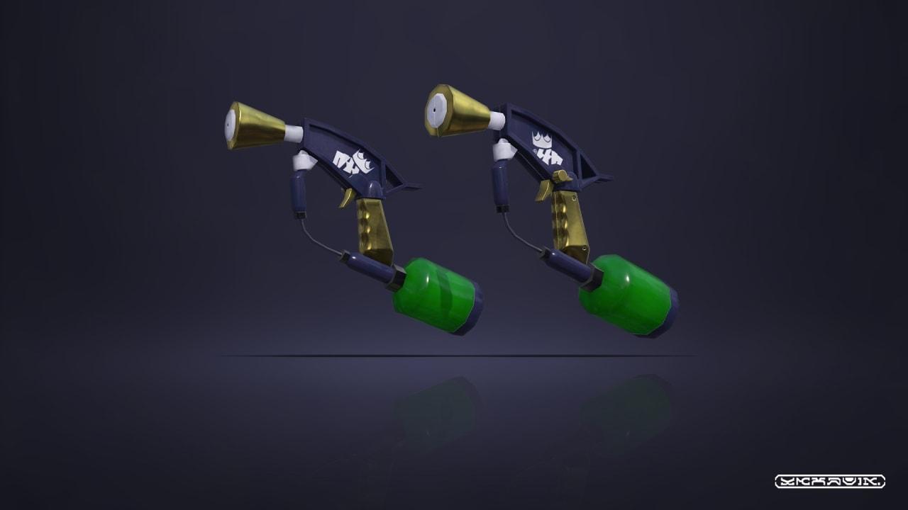スプラトゥーン2 マニューバコラボの使い方、立ち回り攻略