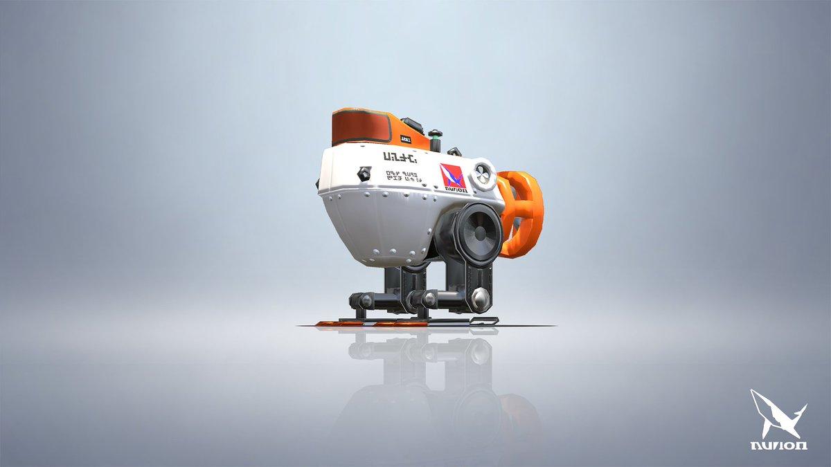 スプラトゥーン2 ロボットボムの使い方